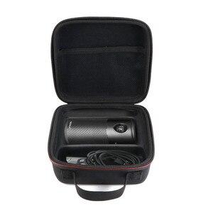 Image 5 - Hard Travel Beschermhoes Opbergdoos Voor Anker Nebula Capsule Smart Mini Projector Drive Accessoires Draagtas (Verbeterde)