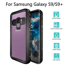 S9 Diving Waterproof Case cover For Samsung Galaxy plus anti knock Dirt Shock Shockproof Full protection cases fundas coque