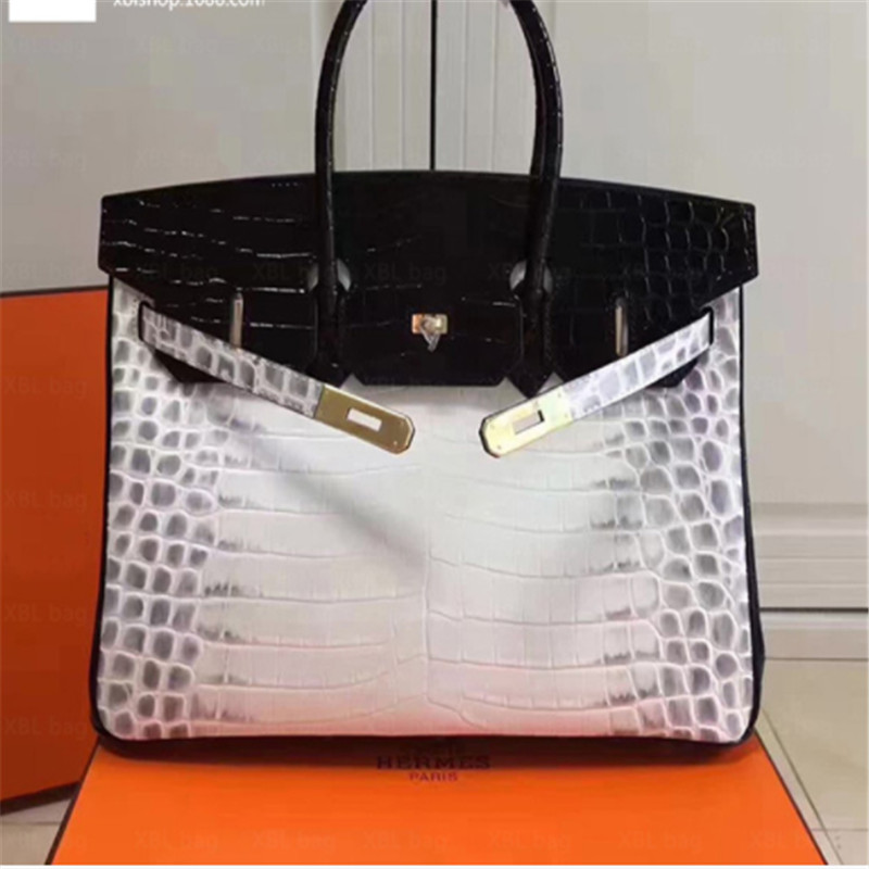 B0198 European New Fashion Crocodile Bag Satchel all-match Ladies Shoulder Bag Top Layer Leather Handbag цена и фото