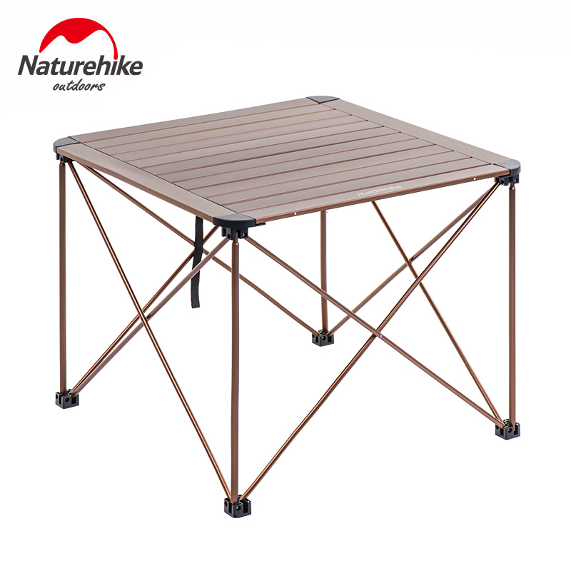 Cool Us 75 0 40 Off Naturehike Outdoor Aluminium Alloy Folding Table Structure Portable Camping Table Furniture Foldable Picnic Utensils In Outdoor Tools Download Free Architecture Designs Scobabritishbridgeorg