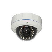 Metallic HD 5.0MP H.265 IP digital camera Onvif P2P evening imaginative and prescient safety hemisphere surveillance digital camera LED infrared