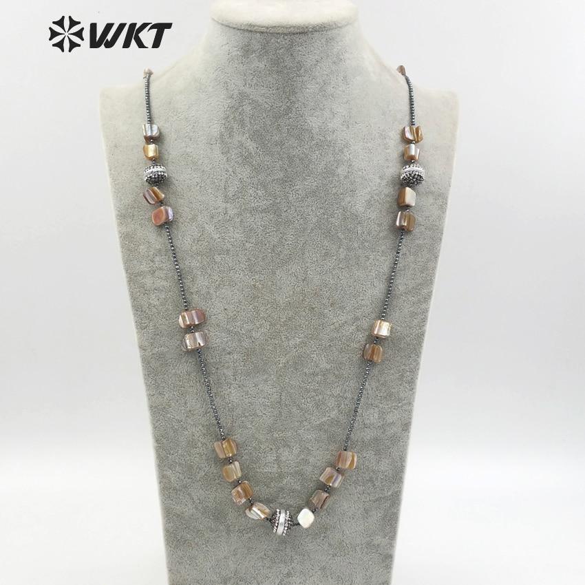 593d8429581d Cheap ¡WT NV217 WKT diseño exclusivo! Collar de mujer de 37