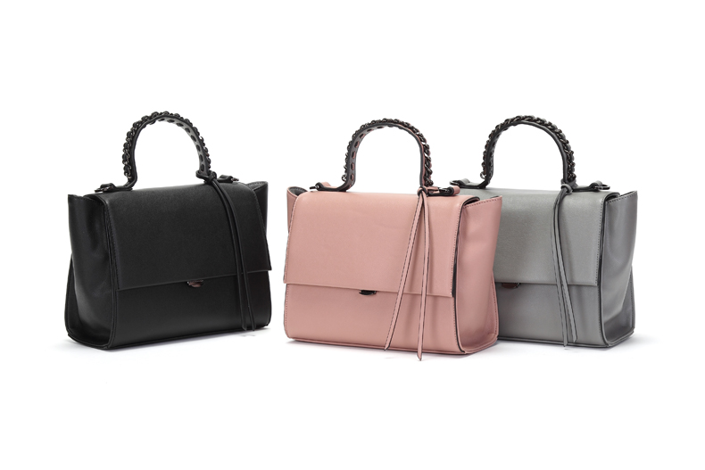Fashion Matte PU Leather Women Bags High Quality Handbags Designer Shoulder Bag Small Chain Crossbody Messenger Bags Sac femme in Top Handle Bags from Luggage Bags