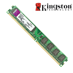 Оригинал Kingston 2 ГБ RAM DDR2 4 Гб RAM память ddr3 4 ГБ 8 ГБ 2 ГБ 800 МГц 667 МГц 1333 МГц 1600 МГц для рабочего стола