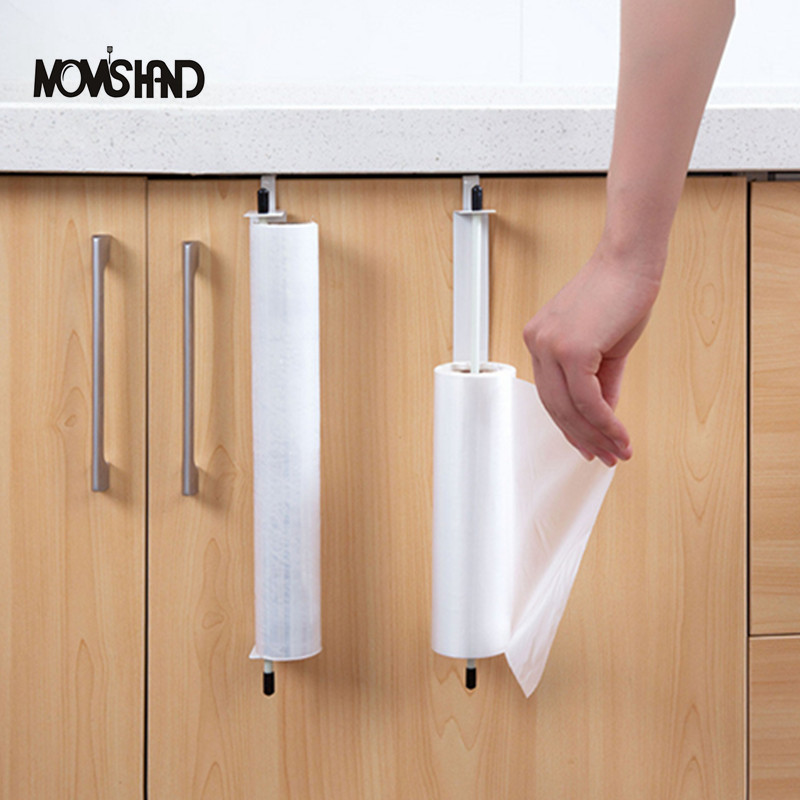 Mom 39 S Hand Kitchen Paper Holder Hanging Tissue Towel Rack Bathroom Toilet Roll Paper Towel