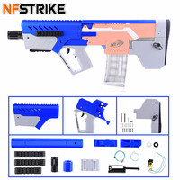 NFSTRIKE For XSW STF Appearance Fully Automatic MXD 1 Refit Kit For Nerf Stryfe Exterior Modified Accessories Kits Blue Orange