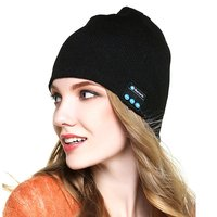Wireless Bluetooth Earphone Hat For IPhone Samsung Android Phones Women Men Winter Outdoor Sport Bluetooth Stereo