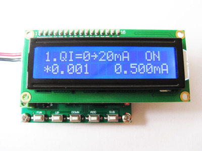 A new 4-20mA/0-10V current voltage signal generator with PWM to produce a functional transmitterA new 4-20mA/0-10V current voltage signal generator with PWM to produce a functional transmitter