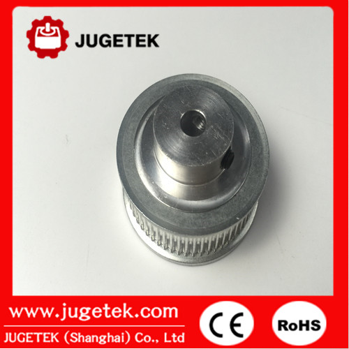 Low profile 2GT 60 tooth pulley for 9mm wide belt