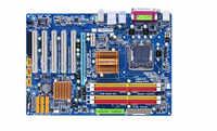 gigabyte GA-P43-ES3G original All solid state desktop motherboard   P43-ES3G DDR2 LGA775 P43 Gigabit Ethernet