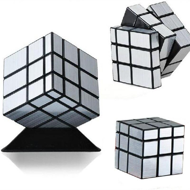 Compra espejo cubo de oro online al por mayor de china mayoristas de espejo cubo de oro - Espejo magico juguete ...