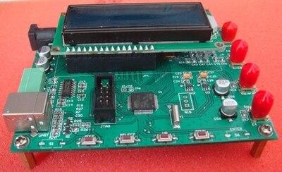 AD9851 DDS module générateur de signal USB PC contrôle fréquence 60 Mhz 6X fonction de fréquence