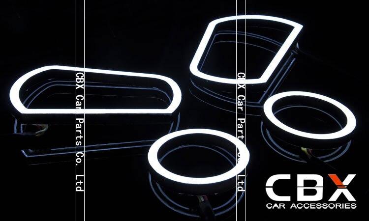 KIA K5 SPECIAL USED LED DRL SET 9