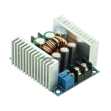 300 w 20a DC DC buck conversor step down módulo de corrente constante led driver de alimentação step down módulo de tensão mais novo