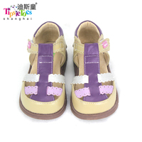 TipsieToes Brand High Qualiuty Sheepskin Leather Kids Children Sandals Shoes For Boys And Girls New 2014