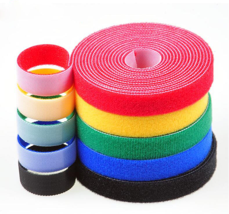 5 M gancio con anello paio autoadesiva fastener tape grande qualità sugru magia nastro adesivo nastro Crochet ganci Auto-nastro adesivo