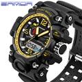 SANDA Luxury Brand Men Sports Watches Men Waterproof Outdoor Electronic LED Digital Watch Casual Wrist Watch Relogio Masculino