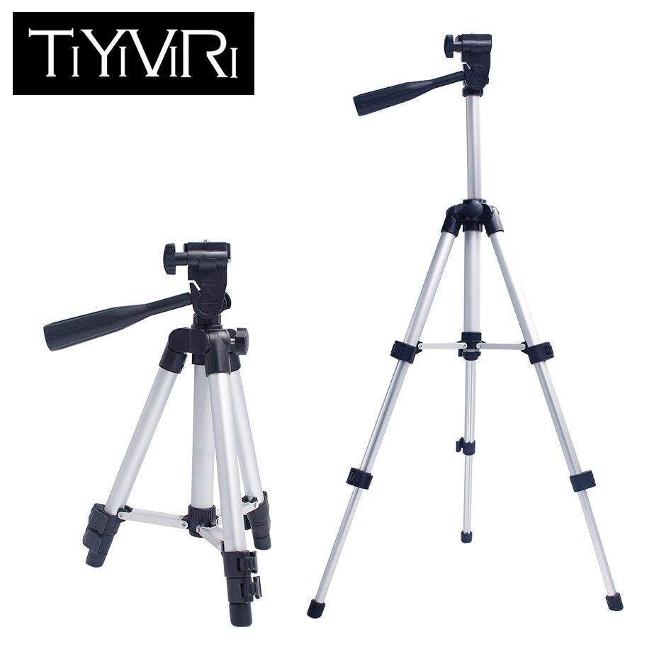 TiYiViRi Mini ligero trípode Flexible gorillapod cámara profesional trípode para teléfono Smartphone soporte para cámara Monopod Selfie