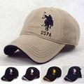 new arrived baseball cap men womens adjustable snapback polo hat for golf,casquette polo,gorras planas hombre,bone snap back