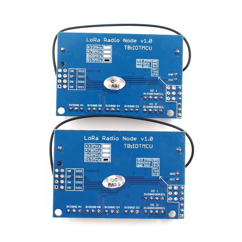 2PCS LoRa Radio Node v1.0_4