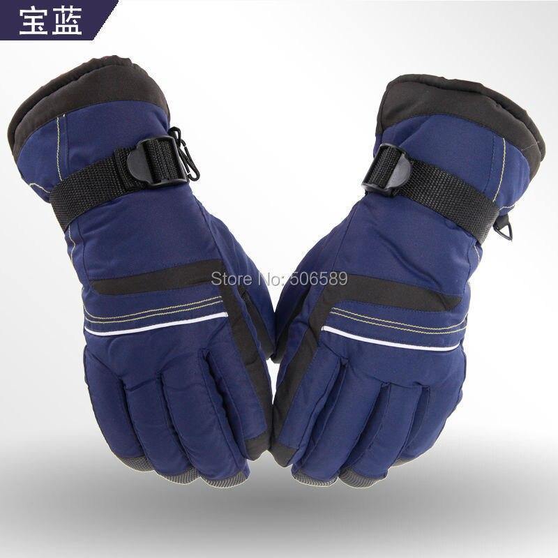 free shipping mens gloves hiking biking skiing gloves ym061-w average size