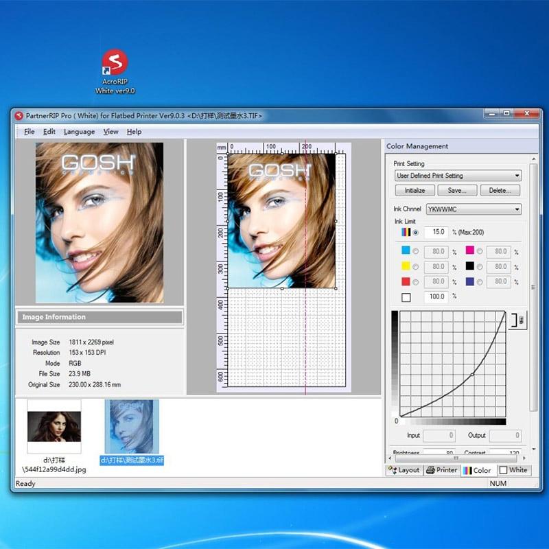 2  ver9.0 software