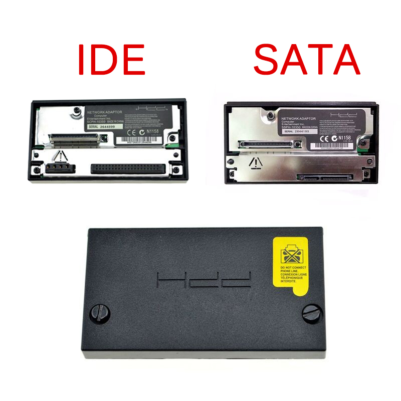 sata-network-adapter-adaptor-for-ps2-fat-game-console-ide-socket-hdd-scph-10350-for-font-b-playstation-b-font-2-fat-sata-socket