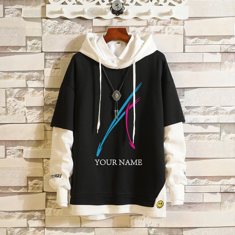 Men Women Hoodis Anime Your Name Spirited Away Anohana Hoodie Pullover Sweatshirt Sportswear Outerwear Cosplay Costume Coat Gift