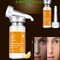 Vitamina vc suero cuidado de la piel hacen que la piel quitar pecas blanqueamiento y anti-mancha 2017 nueva llegada del envío libre qyf serie