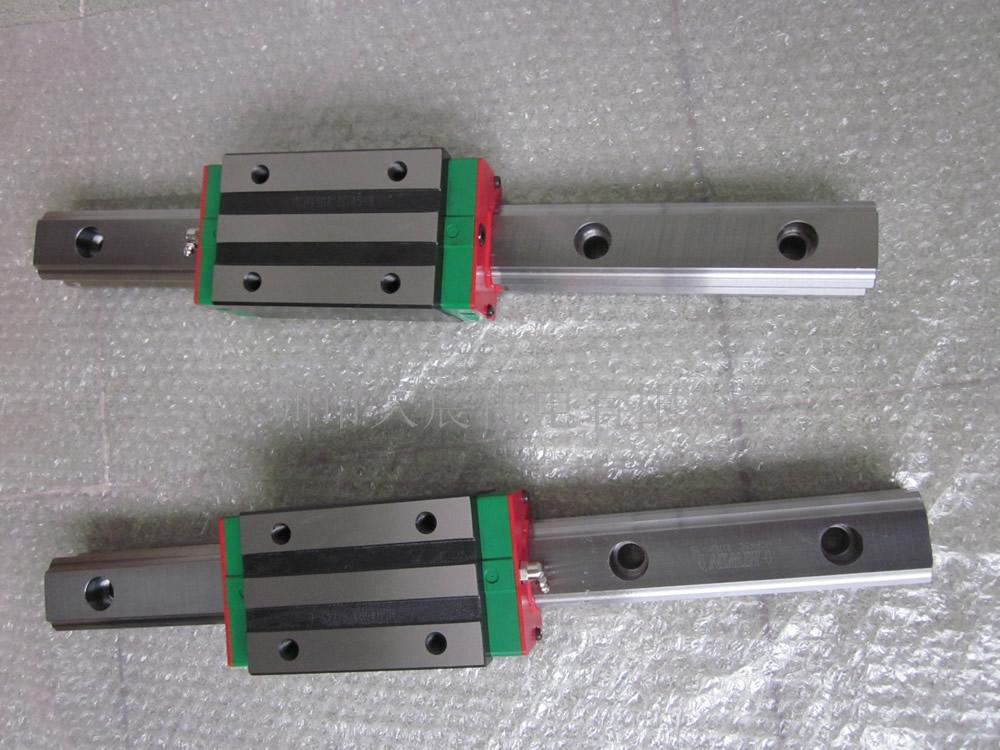 100% genuine HIWIN linear guide HGH30H block for Taiwan free shipping to argentina 2 pcs hgr25 3000mm and hgw25c 4pcs hiwin from taiwan linear guide rail
