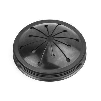 Użytkowanie w domu utylizacja odpadów osłona rozbryzgowa zlew przegroda rozdrabniacz odpadów spożywczych zamiennik dla króla odpadów tanie i dobre opinie CN (pochodzenie) Garbage Disposal Splash Guard Odpadów żywności usuwający części NBR rubber Diameter 8cm 3 15inch