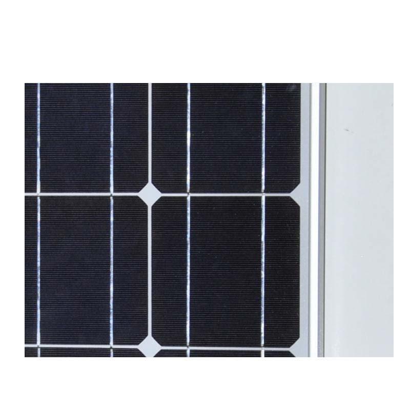 Solar Kit Painel Solar 12v 100W Solar Charging Controller 12v/24V 10A PWM Solar Battery China Z Bracket Mount LED Marine Yachts