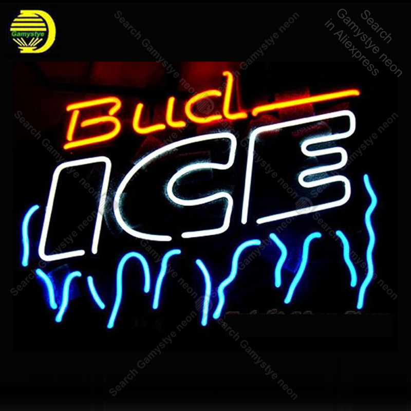 Bud Ice Frost Neon Sign bud light Bulb Handcrafted Recreation Room Wall Iconic Sign light Neon Art Sign store display advertiseBud Ice Frost Neon Sign bud light Bulb Handcrafted Recreation Room Wall Iconic Sign light Neon Art Sign store display advertise
