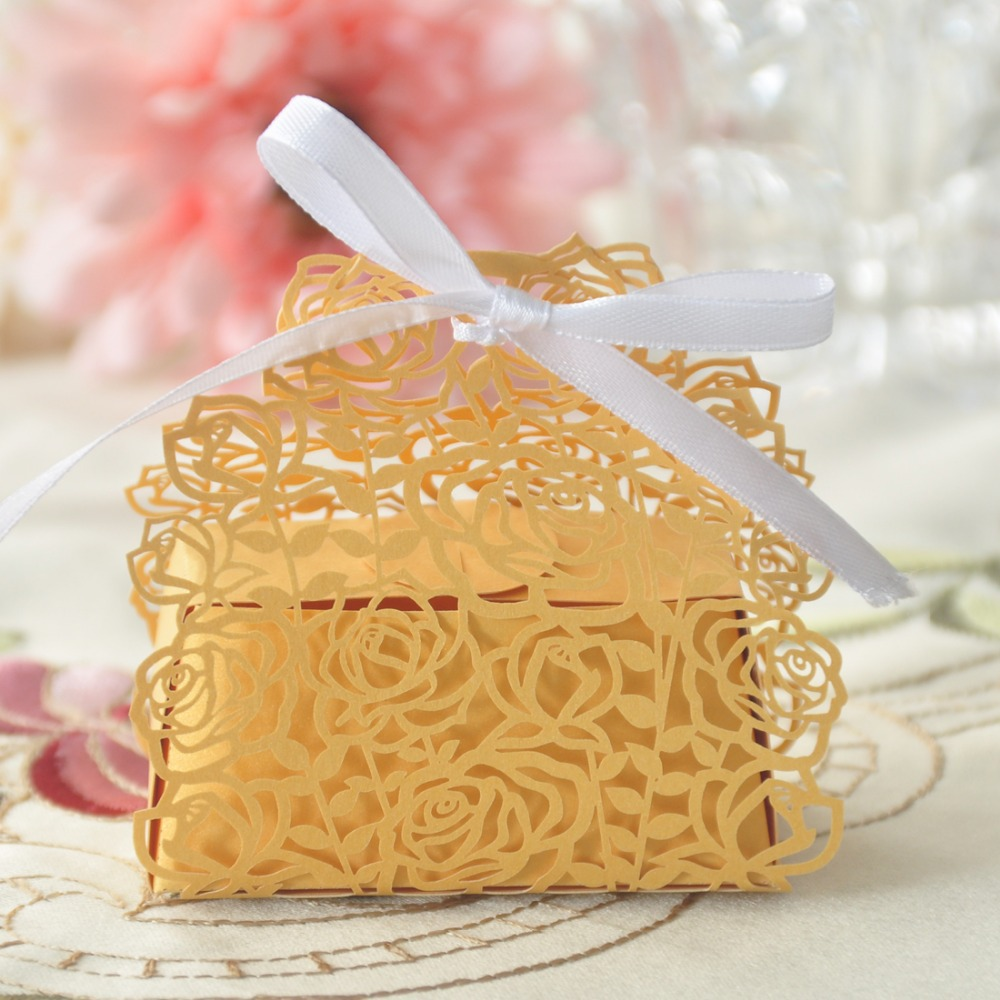 20pcs/lot Wedding Souvenirs China Laser Cut Rose Flowers Wedding Candy Box  Cake Tiffany Blue Mint Green Wedding Decoration In Gift Bags U0026 Wrapping  Supplies ...