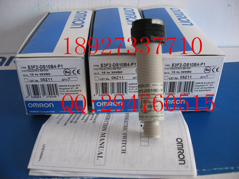 [ZOB] New original OMRON Omron photoelectric switch E3F2-DS10B4 new E3FA-DP11 2M [zob] 100% new original omron omron photoelectric switch e3s vs1e4 e3zm v61 2m substitute