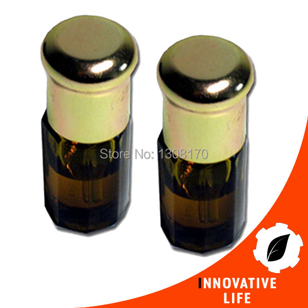 2 Two Bottles Refractive Index Fluid oil 2ml each 1.300 ~ 1.800 RI Range for Gem Refractometer ...