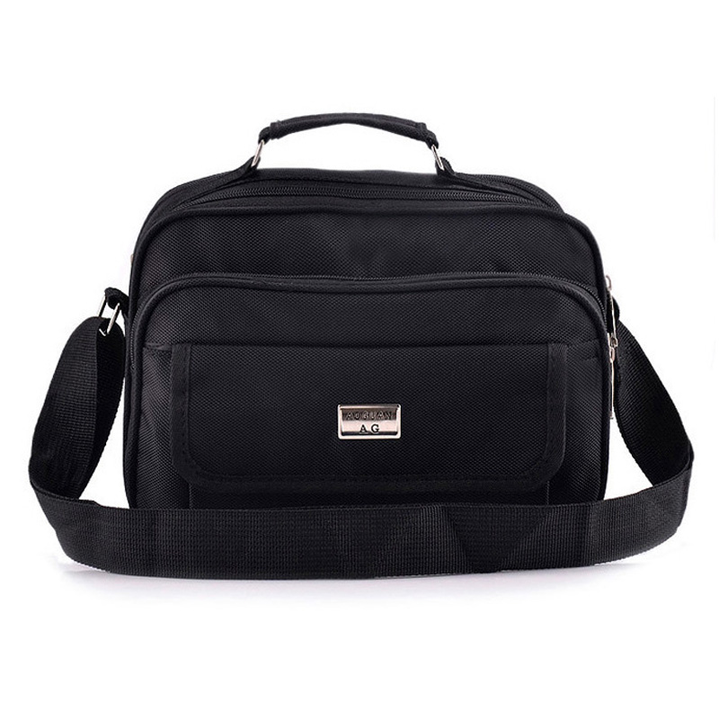 Fashion Men Bag 2018 New Man Handbags Casual Business Travel Bags Back Pack High Quality Cross Body Messenger Bags Shoulder Bag