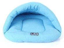 Compact Warm Fleece Bed
