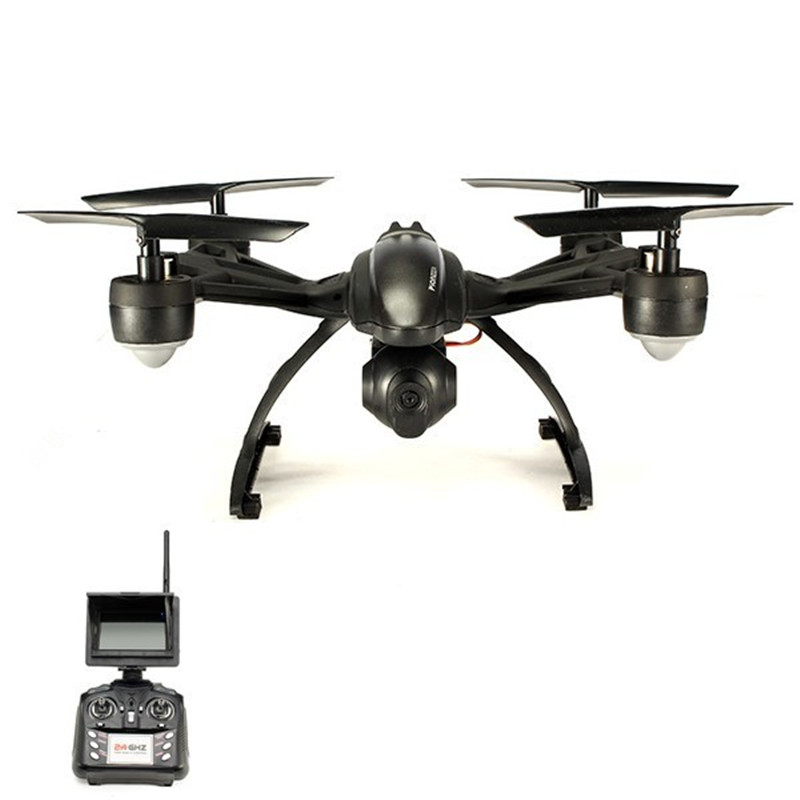 Original JXD 509G JXD509G 5.8G FPV RC Drone With 2.0MP HD Camera Altitude Hold 3D Rollover One Key Return Quadcopter RTF jjr c jjrc h26wh wifi fpv rc drones with 2 0mp hd camera altitude hold headless one key return quadcopter rtf vs h502e x5c h11wh