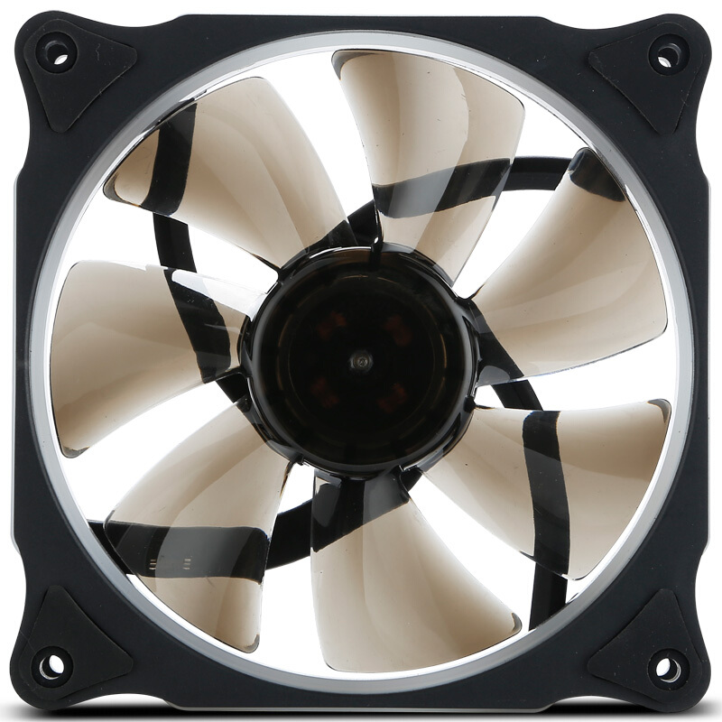 Купить с кэшбэком Segotep Cooling Fan 12cm Fan Ultra Silent Computer Case Fans 120mm 12V Quiet Heatsink Cooler Cooling 3 Pin 4 Pin For Desktop PC