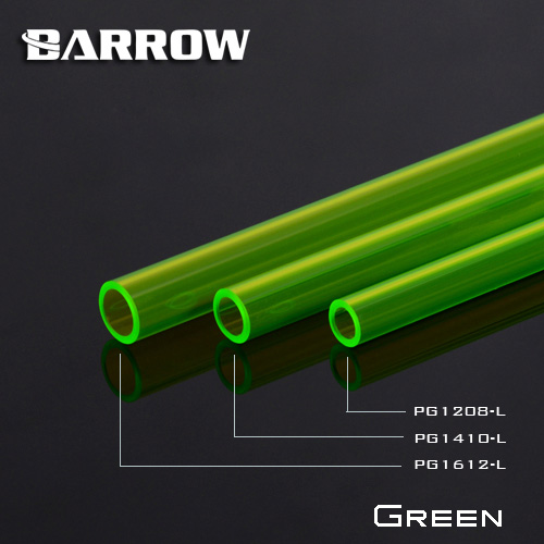 Barrow PG1612 / PG1410 / PG1208, tubos rígidos PETG de 500 mm, - Componentes informáticos - foto 5