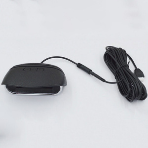Image 4 - 4 Probe Reversing Detector System Automatically Start Probing Auto Parking Sensors Car Microcomputer Intelligent Control