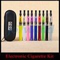 Electronic Cigarette Kit CE4 eGo Kits1.6ml Atomizer 650mah 900mah 1100mah Battery Zipper Carry Case eGo CE4 Electronic Cigarette