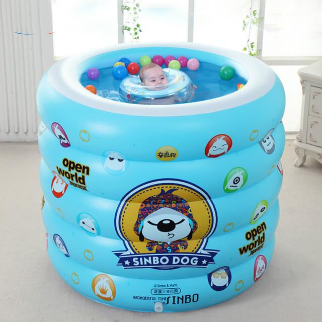 Alta Qualidade Bebê Piscina Grande Piscina Inflável Jogar água Da Piscina Jogo Piscina infantil para Recém-nascidos em Um venda