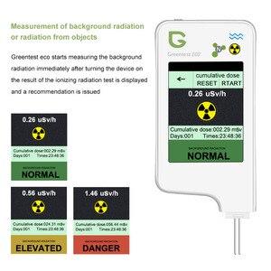 Image 4 - Taşınabilir nitrat su ve radyasyon dedektörü gıda, et, balık nitrat test cihazı, su TDS, radyasyon dedektörü/sağlık