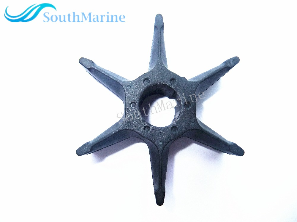 Outboard Motors Impeller 6F5-44352-00 6F5-44352-01 676-44352-00 18-3088 for Yamaha 40hp C40 CV40 , Free Shipping