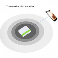 Dock White Bluetooth Car Kit A2DP Music Audio 30 Pin FM Receiver Adapter For IPod IPhone