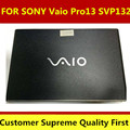 "BLACK100% test Black original LCD touch screen FOR SONY Vaio Pro13 SVP132 SVP132A SVP13 LCD assembly 13.3"" led digitizer display"