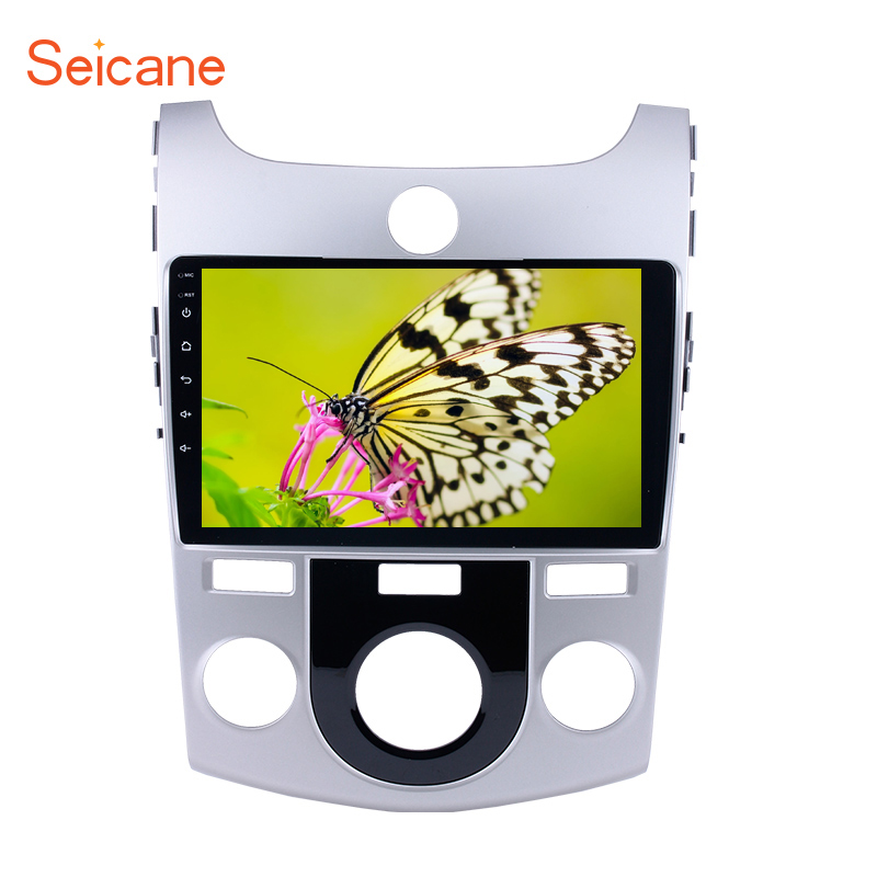 Seicane Android 8 1 9 2 Din Stereo GPS Navigation Quad 4Core Wifi Car Radio For