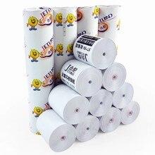 [Pack of 50] Thermal Printer Rolls 80x80mm  Length 80m  Cash Register Recipt Paper 3 1/8